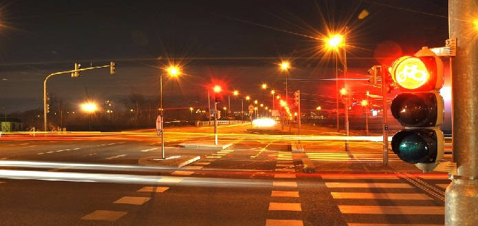 Nulidad de una infracción de tráfico captada mediante dispositivo «foto-rojo» de los semáforos