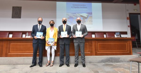 La Abogacía presenta una Guía práctica para facilitar la asistencia jurídica en llegadas marítimas de migrantes